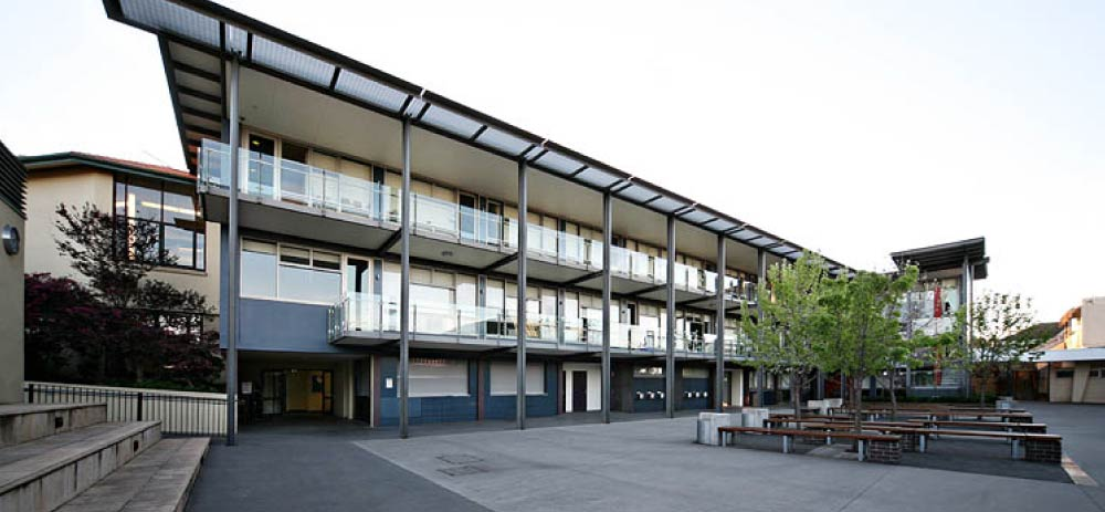 Mary Richardson Building, Roseville College