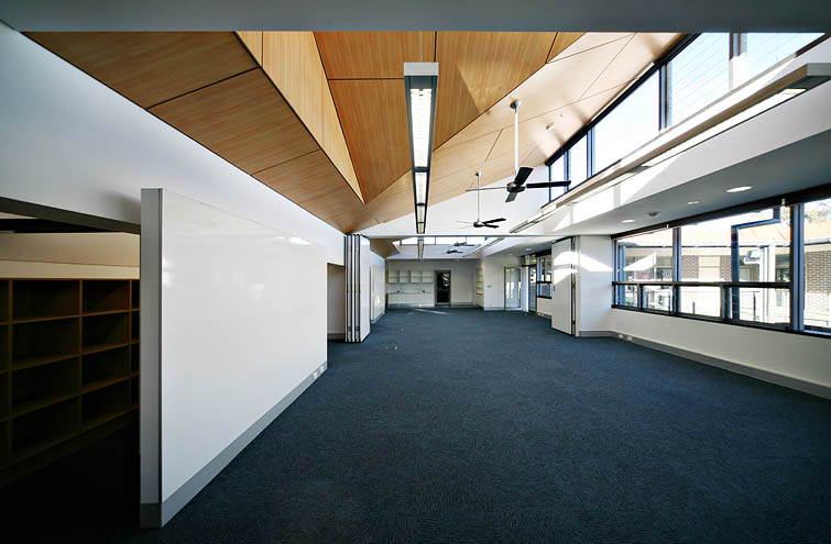 Roseville College Cash Mcinnes Projects