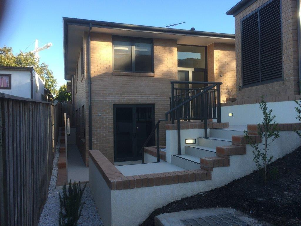 St Charles Borromeo Stage 2 Ryde Cash Mcinnes Projects