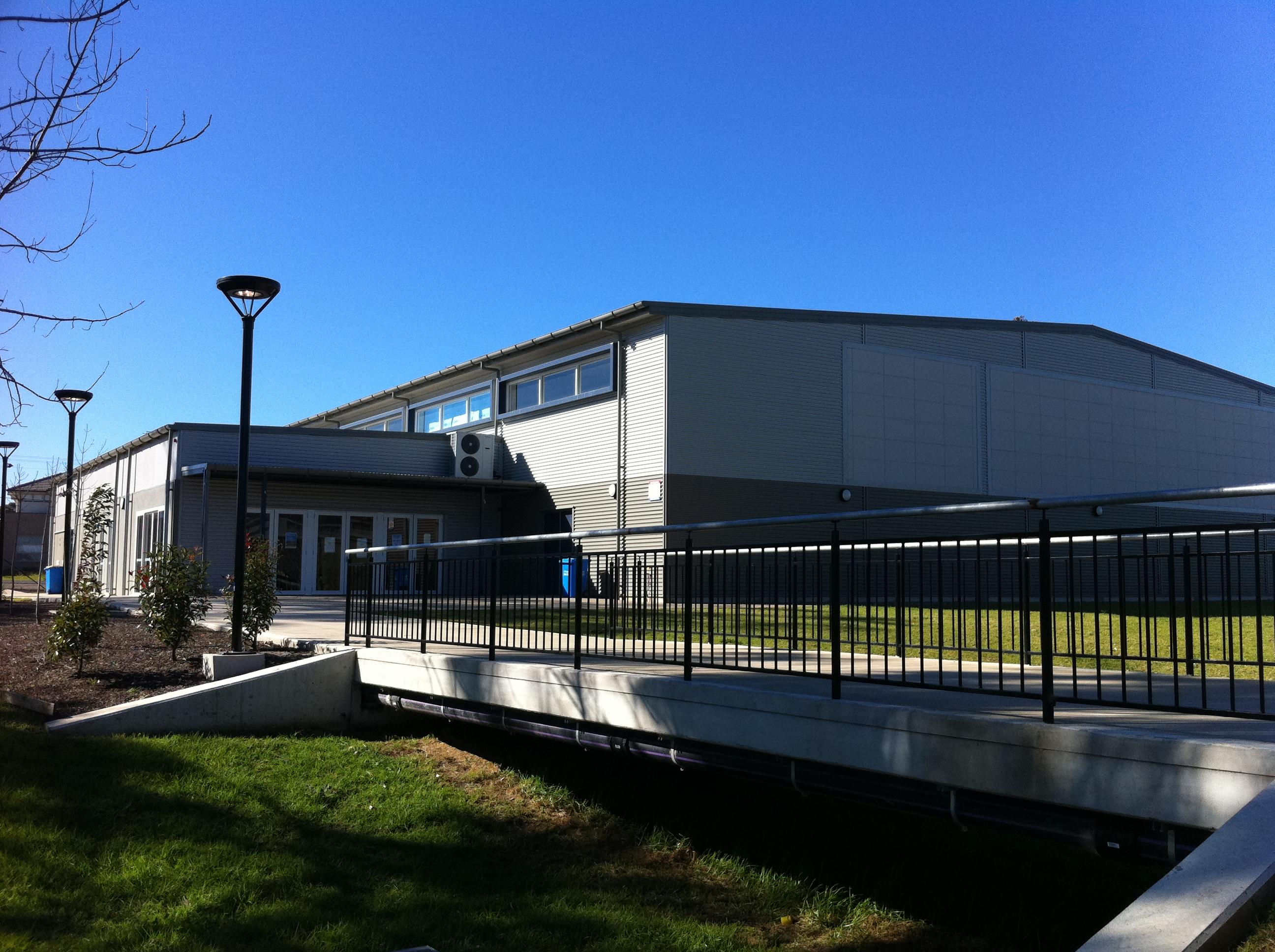 Hills Adventist School Kellyville Cash Mcinnes Projects